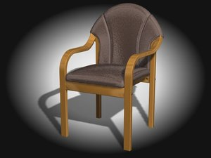 3d 3ds chair