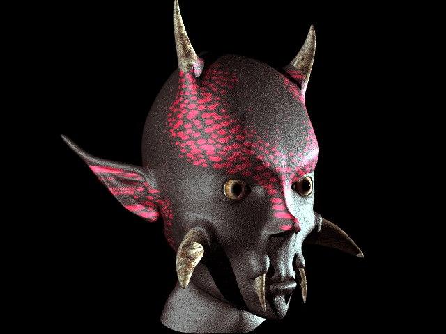 free lwo model monsters demons