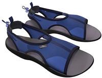 3d model sandal iges