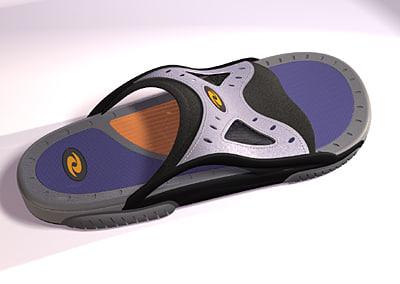ige style sandal iges