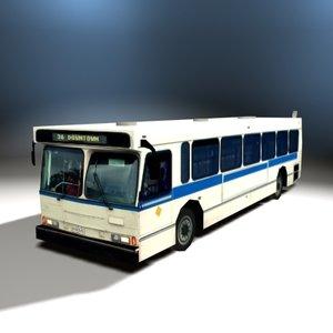 vs01 bus 3d model