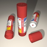 Glue Stick (Red)