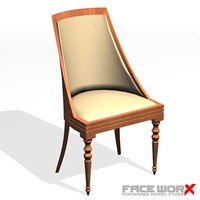 Chair old fashioned001_max.ZIP