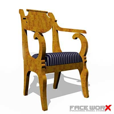 max chair old fashioned