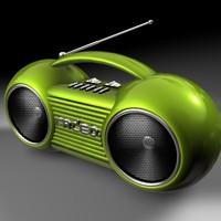 Radio C4D.zip