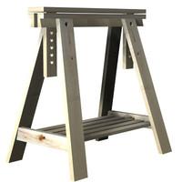3ds max ikea tressels table furniture