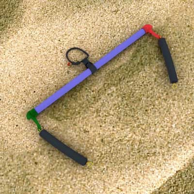 free bar kites 3d model
