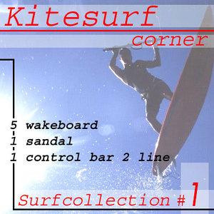 wakeboards kitesurf kites 3d model