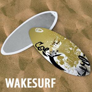 surf wakesurf 3d model
