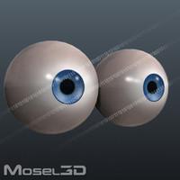 eye eyeball 3d model