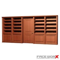 Bookcase012_max.ZIP