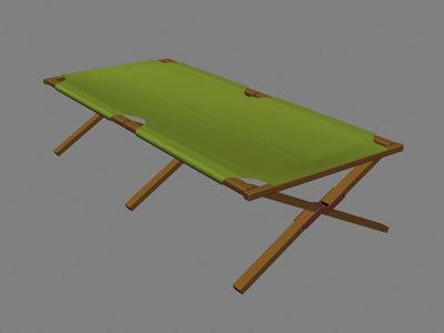 3d cot model