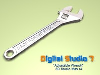 adjustable wrench 4 max