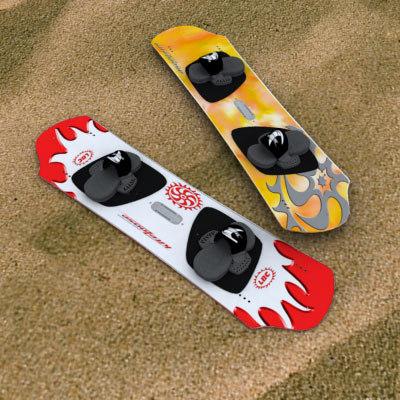 kiteloose wakeboard 3d 3ds