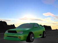 car rally 3d lwo