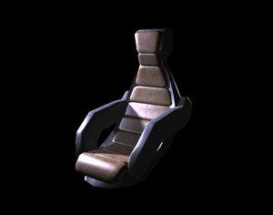 3d seat modern science
