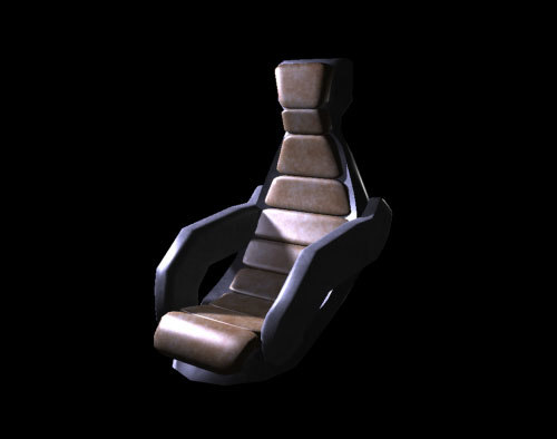 3d seat modern science