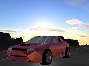 vehicle racer 3d lwo