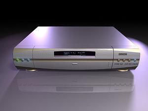 3d dvd player blue-ray model