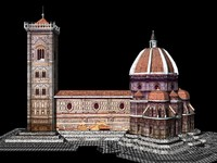 lwo architekture building dome florence