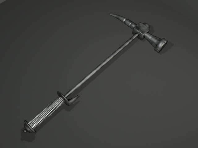 maya battle hammer
