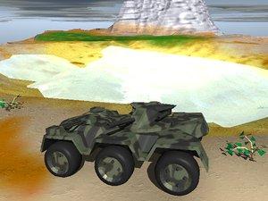 lightwave assaultvehicle weapons cannons