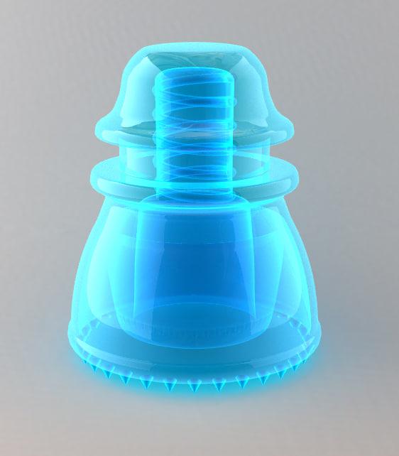 lightwave insulator