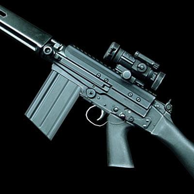 3d sniper rifle fn