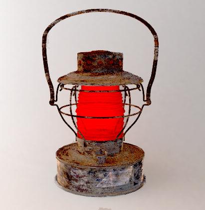 lightwave railroad lantern