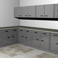 cinema4d modular cupboards