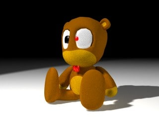 lwo teddy bear