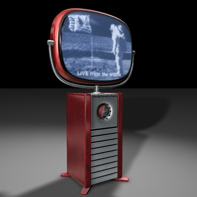philco predictra tv c4d