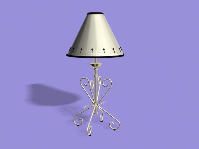 3d max lamps