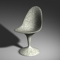 chair furniture 3d c4d