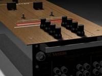 realistic mixer 3d model