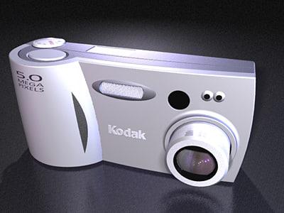 kodak digital camera alias studiotools 3d 3ds