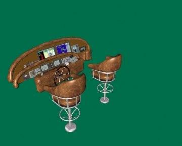 helm electrical appliances 3d model