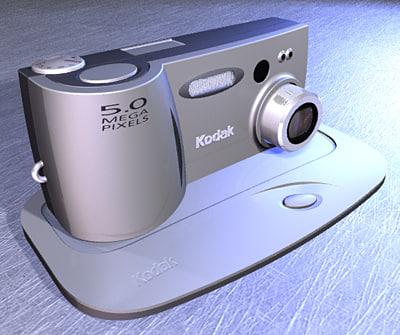 3d kodak digital camera file