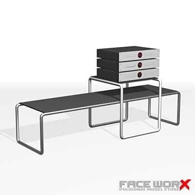 3d faceworx model