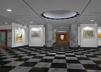 maya interior museum