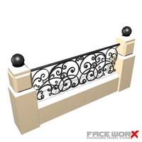 Fence001_max.ZIP