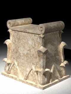 marble altar c4d