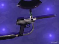 3dsmax paintball gun