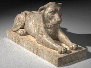 lion c4d