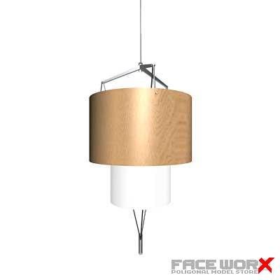 maya lamp hanging