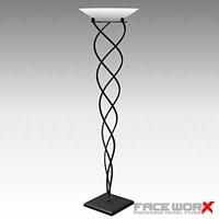 Lamp standing002_max.ZIP