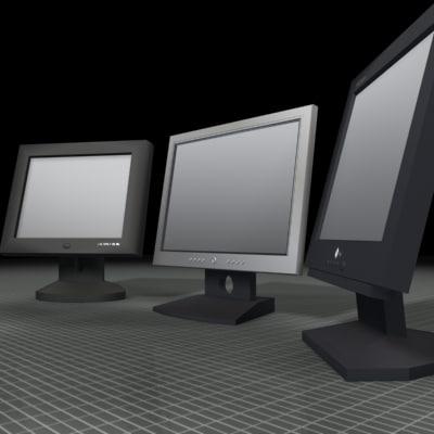 3d screen monitors