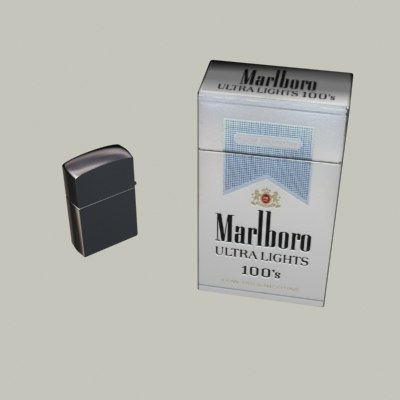 3dsmax light smokes