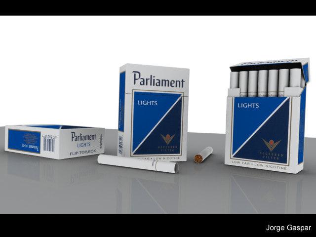 parliament 3d model