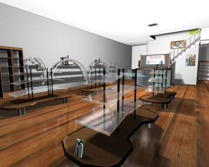 maya shop interior